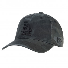 Prejsť na produkt Šiltovka New Era Los Angeles Dodgers 9Forty Essnt washed grey camo 2018