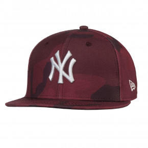 Przejść do produktu Czapka z daszkiem New Era New York Yankees 950 Camo Color maroon/black/multicolor 2018
