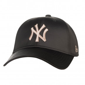 Go to the product Cap New Era New York Yankees 9Forty Satin black/blush sky 2019