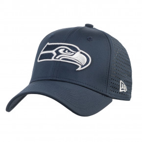Přejít na produkt Kšiltovka New Era Seattle Seahawks 39Thirty F.p. oceanside blue/optic white 2019