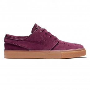 Go to the product Sneakers Nike SB Air Zoom Stefan Janoski nght maroon/nght maroon-lght bon 2018