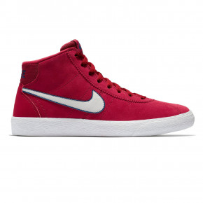 Go to the product Sneakers Nike SB Bruin Hi red crush/vast grey-white 2018