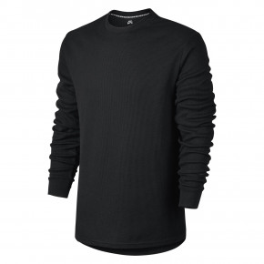 Go to the product Hoodie Nike SB Long Sleeve Thermal black/black 2017