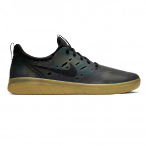 Go to the product Sneakers Nike SB Nyjah Free multi-color/black-gum light brwn 2019