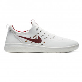Go to the product Sneakers Nike SB Nyjah Free summit white/team crimson 2019