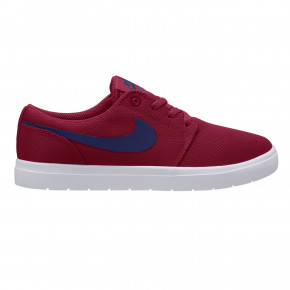 Nike SB Portmore Ii Ultralight (Gs) red crush blue void-white 5a340df1d77