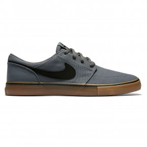 Go to the product Sneakers Nike SB Solarsoft Portmore Ii dark grey/black-gum light brown 2018