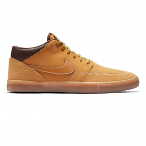 Go to the product Sneakers Nike SB Solarsoft Portmore Ii Mid bronze/bronze-gum light brown 2018