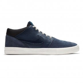Go to the product Sneakers Nike SB Solarsoft Portmore Ii Mid obsidian/obsidian-phantom 2018