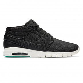 Go to the product Sneakers Nike SB Stefan Janoski Max Mid black/black-neptune green-anthrc 2017