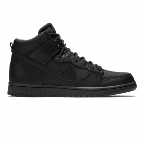 Go to the product Sneakers Nike SB Zoom Dunk High Pro black/black-anthracite 2017