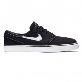 Go to the product Sneakers Nike SB Zoom Stefan Janoski Canvas black/white-gum light brown 2018