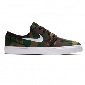 Go to the product Sneakers Nike SB Zoom Stefan Janoski Canvas multi-color/white-white-gum yell 2019
