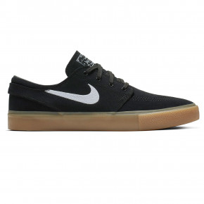 Go to the product Skate shoes Nike SB Zoom Stefan Janoski RM black/white black gum l.brown 2020