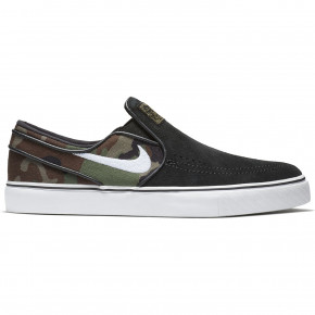 Go to the product Sneakers Nike SB Zoom Stefan Janoski Slip black/white-multi-color 2018