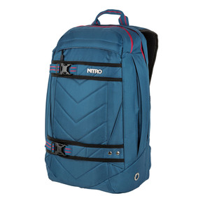 Go to the product Backpack Nitro Aerial blue steel 2018/2019
