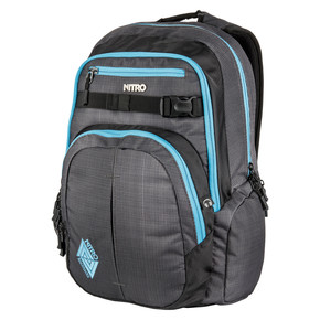 Go to the product Backpack Nitro Chase blur blue-trims 2019/2020