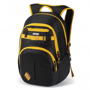 Go to the product Backpack Nitro Chase golden black 2020/2021