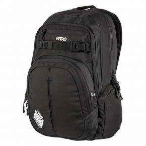 Go to the product Backpack Nitro Chase true black 2020/2021