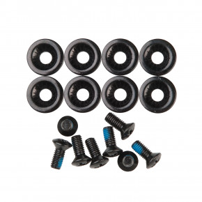 Przejść do produktu Śruba Nitro Insert Screws And Washers black