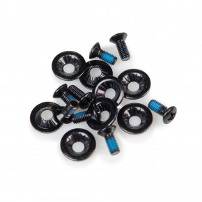 Go to the product Nitro Insert Screws And Washers black 2017/2018