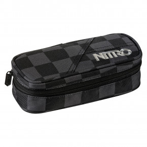Go to the product School case Nitro Pencil Case checker 2019