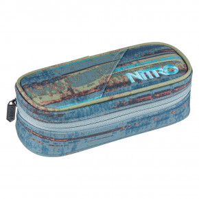 Go to the product School case Nitro Pencil Case frequency blue 2018/2019
