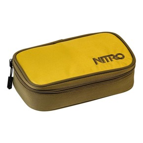 Przejść do produktu Piórnik Nitro Pencil Case golden mud 2018/2019