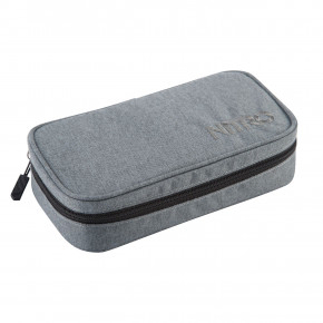 Go to the product School case Nitro Pencil Case XL black noise 2019/2020