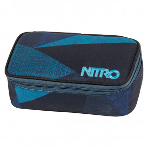 Go to the product School case Nitro Pencil Case Xl fragments blue 2018/2019