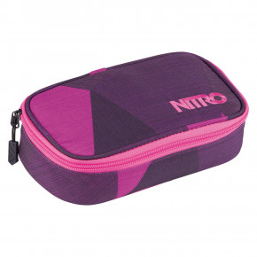 Go to the product School case Nitro Pencil Case Xl fragments purple 2018/2019