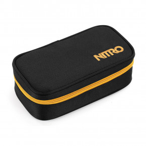 Go to the product School case Nitro Pencil Case Xl golden black 2020/2021