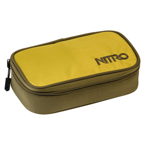 Go to the product School case Nitro Pencil Case Xl golden mud 2019