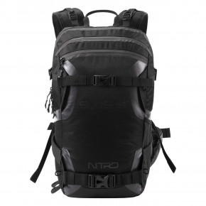 Go to the product Snowboard backpack Nitro Slash 25 black out 2020/2021