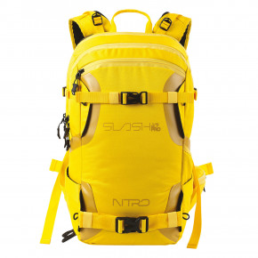 Go to the product Snowboard backpack Nitro Slash 25 cyber yellow 2020/2021