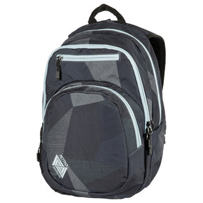 Go to the product Backpack Nitro Stash fragments black 2017/2018