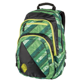 Go to the product Backpack Nitro Stash wicked green 2017/2018