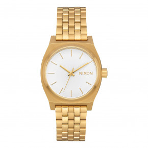 Go to the product Watch Nixon Medium Time Teller all gold/white 2017