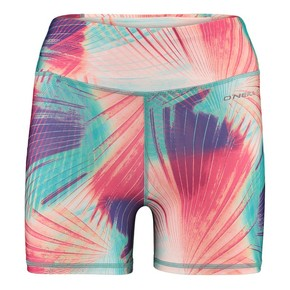 Go to the product Fitness O'Neill Active Shorts pink aop w/ green 2017