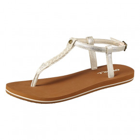Go to the product Sandals O'Neill Braided Ditsy Plus powder white 2018