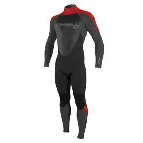 Go to the product Wetsuit O'Neill Epic 4/3 Back Zip Full black/midnight oil/red 2018