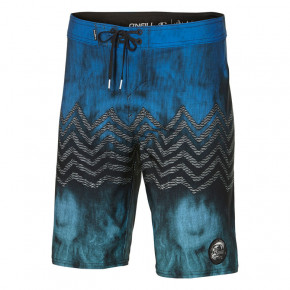 Go to the product Boardshorts O'Neill Hyperfreak Zigee blue aop 2018