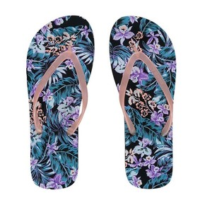 Go to the product Flip-Flops O'Neill Moya Two black aop w/pink 2016