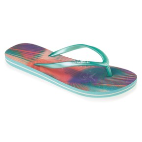 Go to the product Flip-Flops O'Neill Printed pink aop w/ green 2017