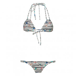 Go to the product Bikiny O'Neill Triangle white aop/pink-purple 2018