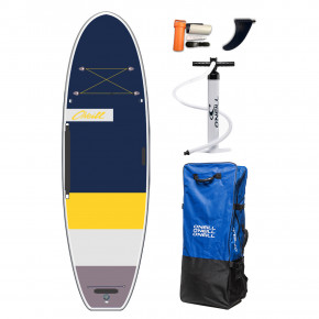 "Go to the product O'Neill Yoga Yellow 10' 5"" 2019"