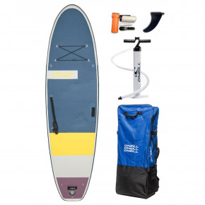 "Go to the product O'Neill SUP Yoga Yellow 10' 5"" 2019"