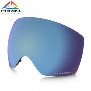 Go to the product Replacement lens Oakley Flight Deck prizm sapphire iridium 2017/2018
