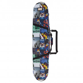 Go to the product Board Bag Burton Board Sack catalog collage print 2020/2021