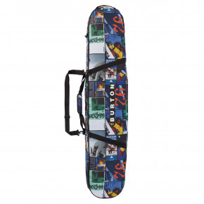 Go to the product Board Bag Burton Space Sack catalog collage print 2020/2021